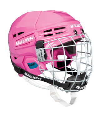 BAUER CASQUE PRODIGY COMBO