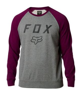 FOX FOX APEX CREW FLEECE