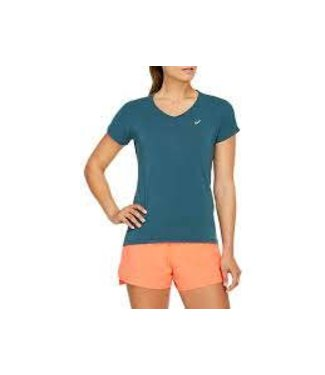 ASICS ASICS V-NECK SS TOP 2012A981
