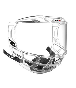 CCM Hockey CCM VISIÈRE FULL JR CLEAR FMFV1
