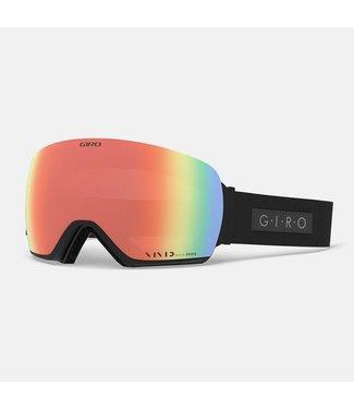 Giro Goggle Lusi Black Flake