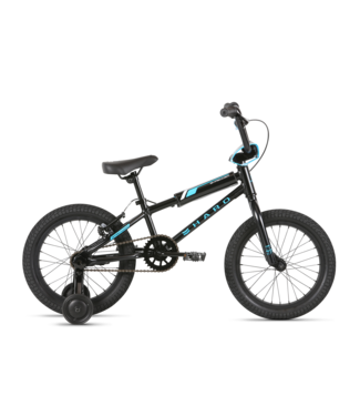 HARO SHREDDER 16 NOIR MAT 2021