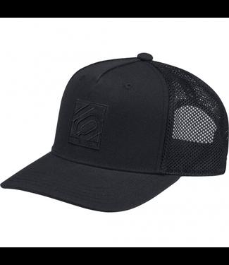 Casquette FiveTen Trucker Cap Black