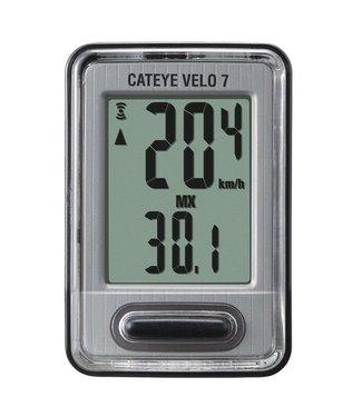 Cyclometre CatEye Velo7 CC-VL520