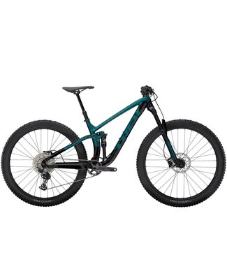 TREK TREK FUEL EX5 deore DARK AQUATIC S