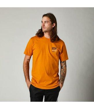 FOX Fox T-Shirt Pushin Dirt SS Prem 28324