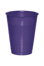 Touch of Color 16oz PURPLE PLASTIC CUPS