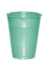 Touch of Color 16oz FRESH MINT GREEN PLASTIC CUPS