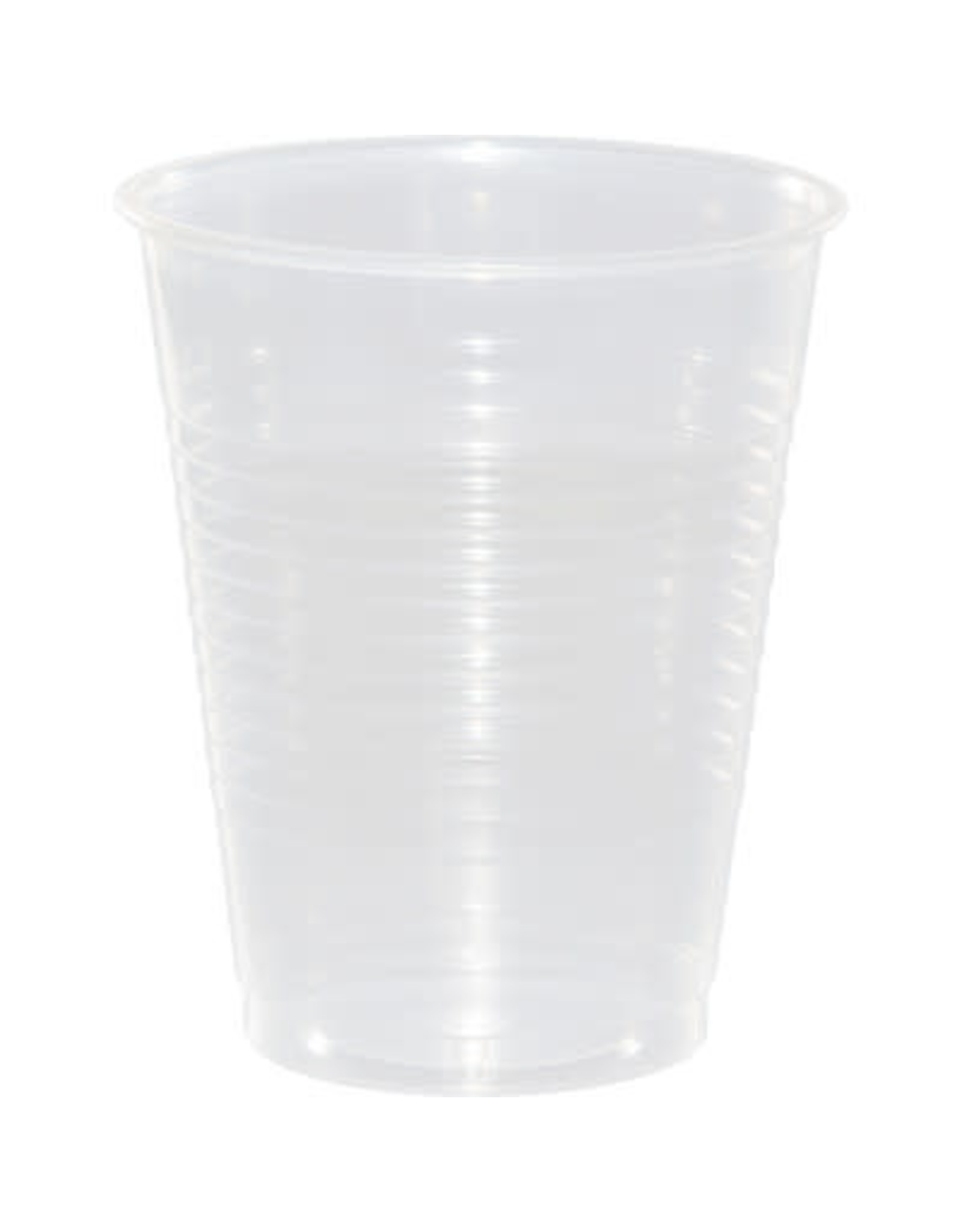 Touch of Color 16oz CLEAR PLASTIC CUPS