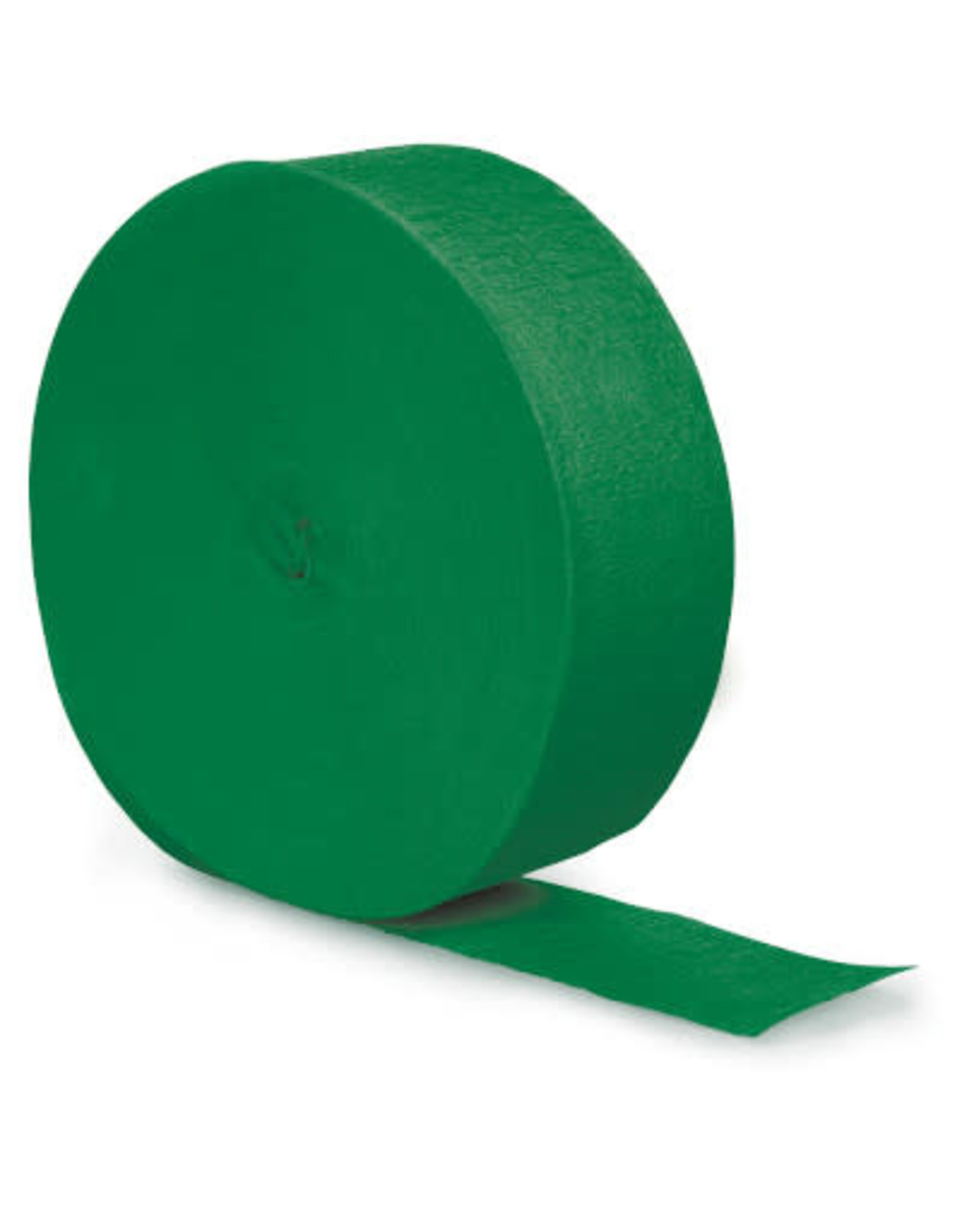 Touch of Color 500' Emerald Green Crepe