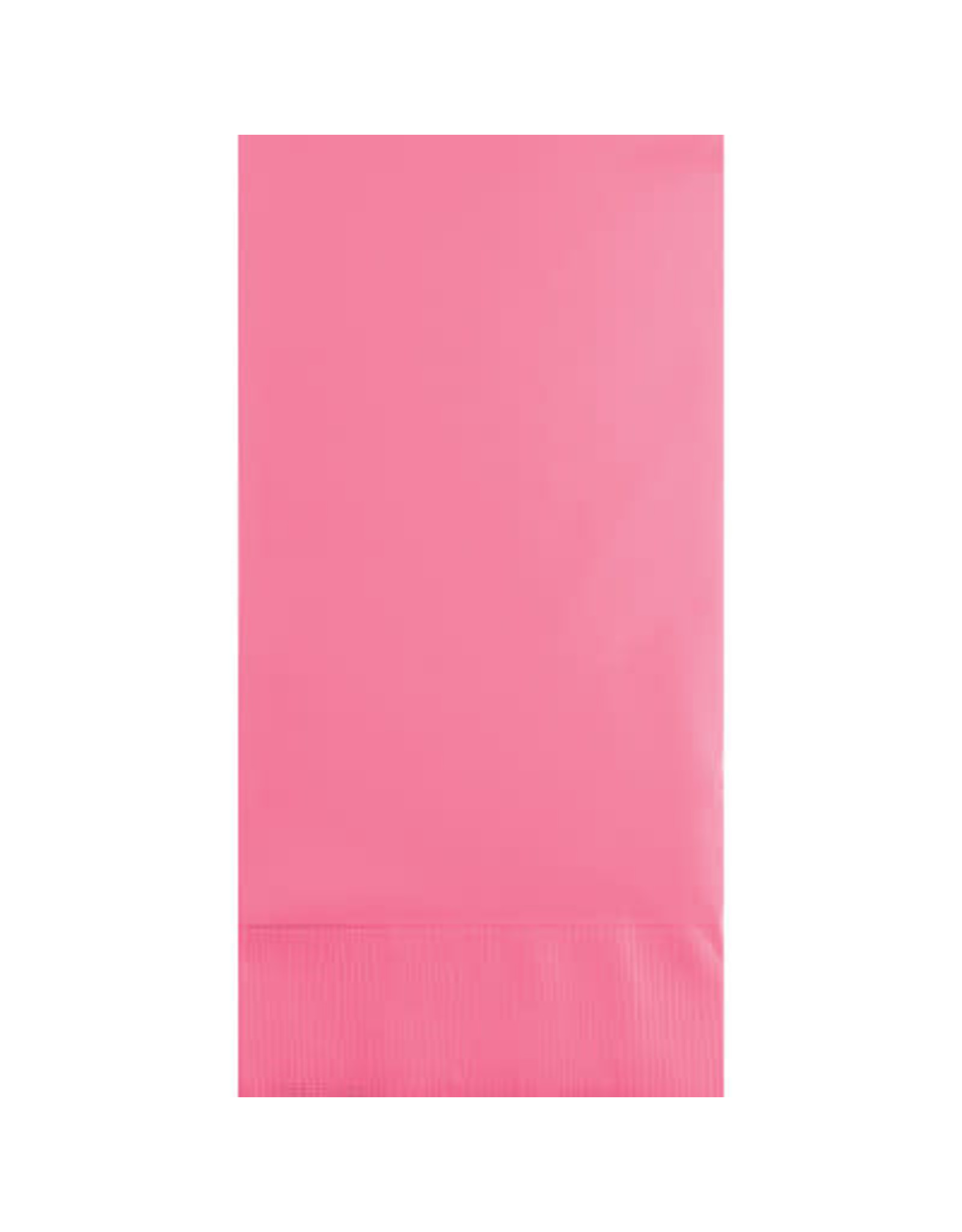 Touch of Color CANDY PINK GUEST TOWELS