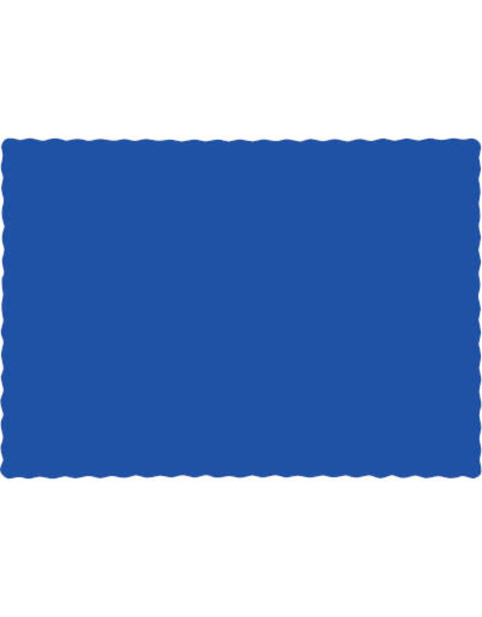 Touch of Color COBALT BLUE PLACEMATS
