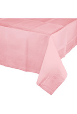 Touch of Color CLASSIC PINK PAPER TABLECLOTH