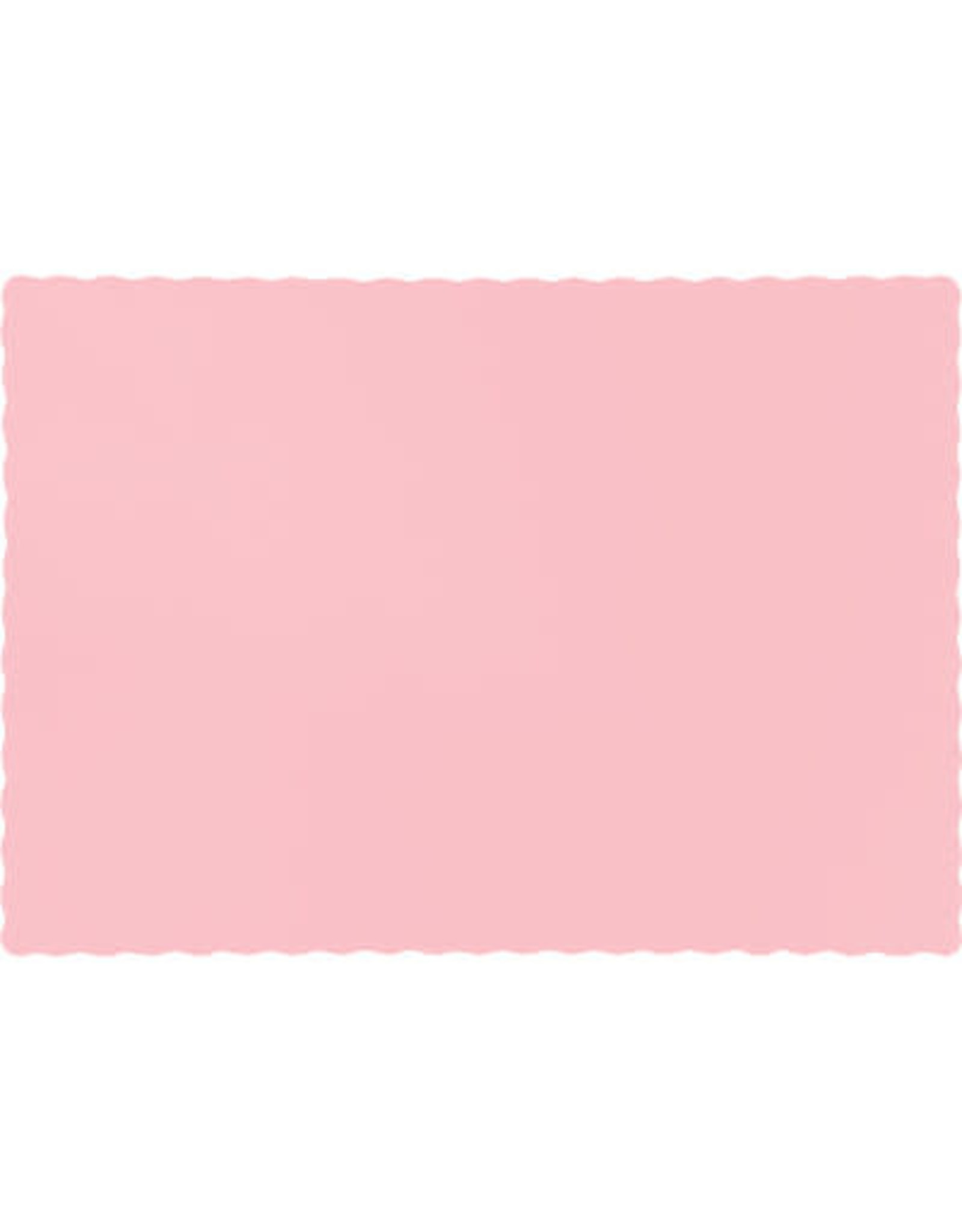Touch of Color CLASSIC PINK PLACEMATS