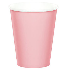 Touch of Color CLASSIC PINK CUPS 9OZ