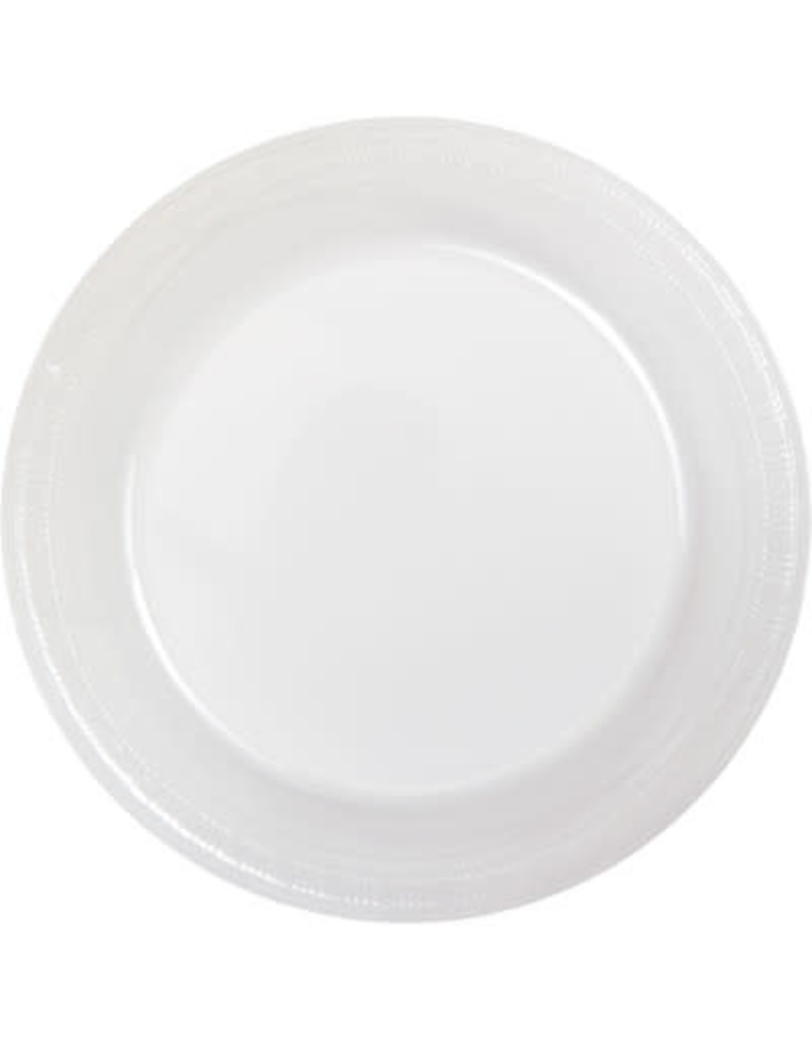 Touch of Color CLEAR PLASTIC DESSERT PLATES