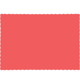 Touch of Color CORAL PLACEMATS