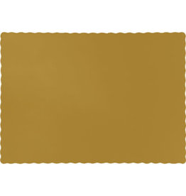 Touch of Color GLITTERING GOLD PLACEMATS