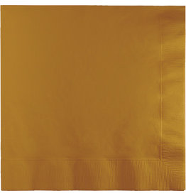 Touch of Color GLITTERING GOLD LUNCH NAPKINS