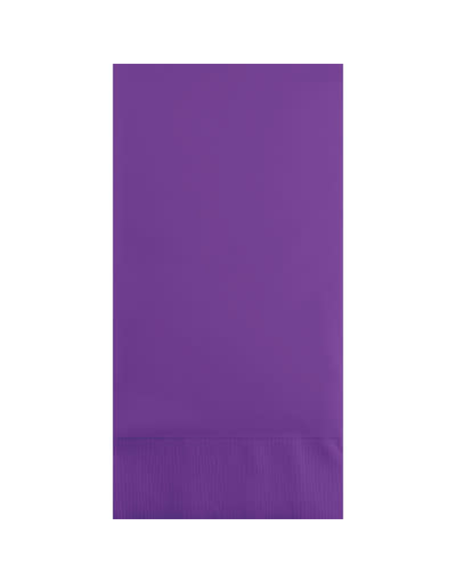 Touch of Color AMETHYST PURPLE GUEST TOWELS