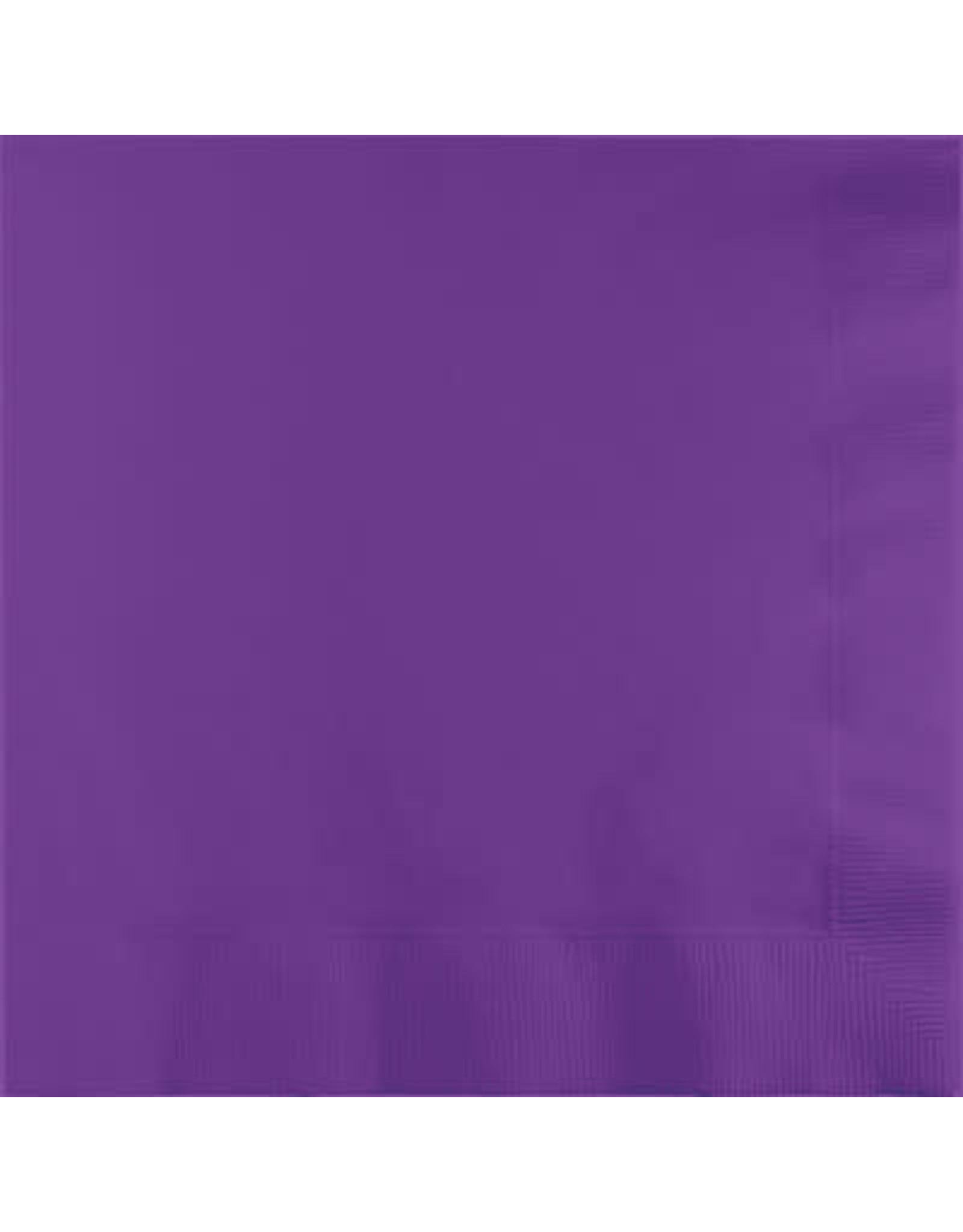 Touch of Color AMETHYST LUNCH NAPKINS