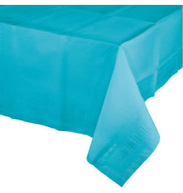 Touch of Color BERMUDA BLUE PAPER TABLECLOTH
