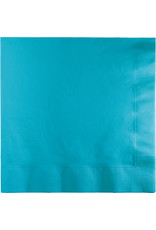 Touch of Color BERMUDA BLUE LUNCH NAPKINS