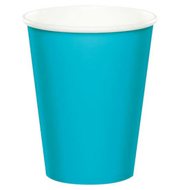 Touch of Color BERMUDA BLUE CUPS 9OZ