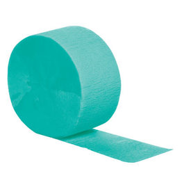 Touch of Color 81' TEAL LAGOON Crepe