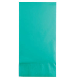 Touch of Color TEAL LAGOON GUEST TOWELS