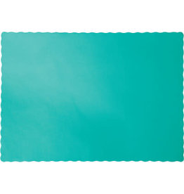 Touch of Color TEAL LAGOON PLACEMATS