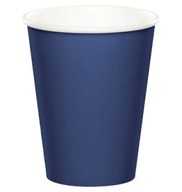 Touch of Color NAVY BLUE CUPS 9OZ
