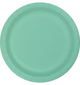 Touch of Color FRESH MINT GREEN DESSERT PLATES