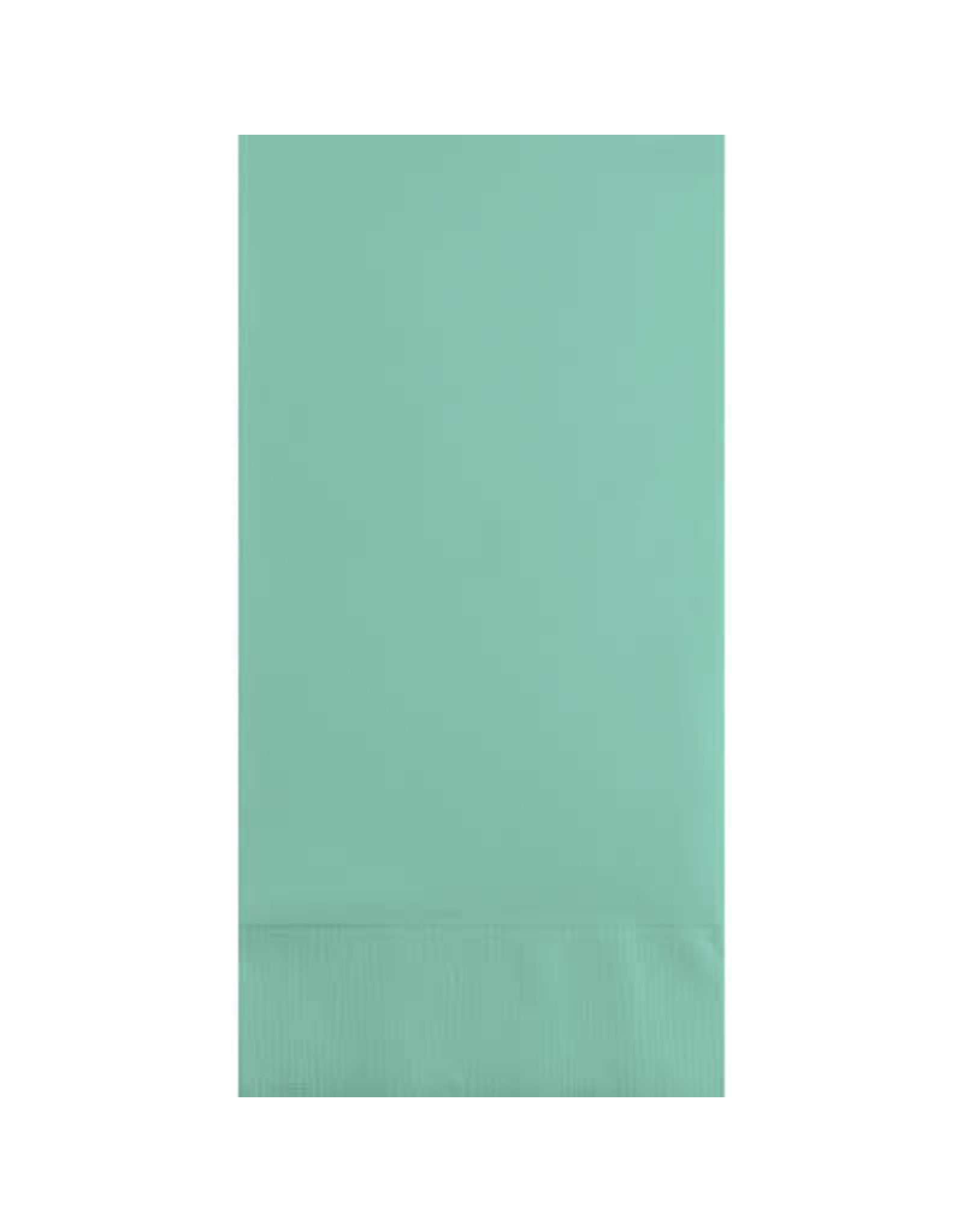 Touch of Color FRESH MINT GREEN GUEST TOWELS