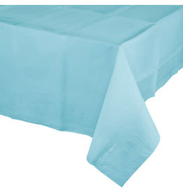 Touch of Color PASTEL BLUE PAPER TABLECLOTH