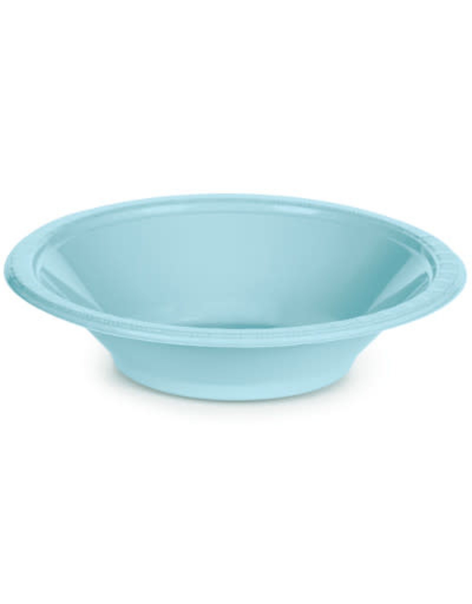 Touch of Color PASTEL BLUE 12 OZ PLASTIC BOWLS