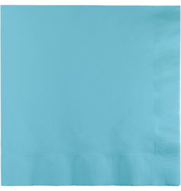 Touch of Color PASTEL BLUE LUNCH NAPKINS
