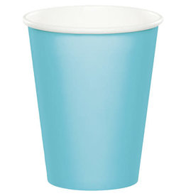 Touch of Color PASTEL BLUE CUPS 9OZ