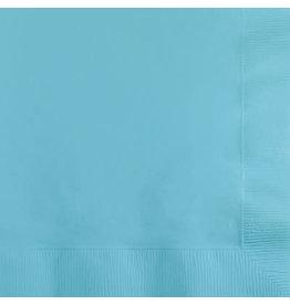 Touch of Color PASTEL BLUE BEVERAGE NAPKINS