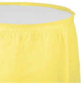 Touch of Color Mimosa Tableskirt - 14ft.