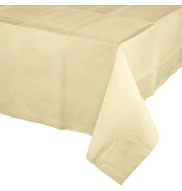 Touch of Color IVORY PAPER TABLECLOTH