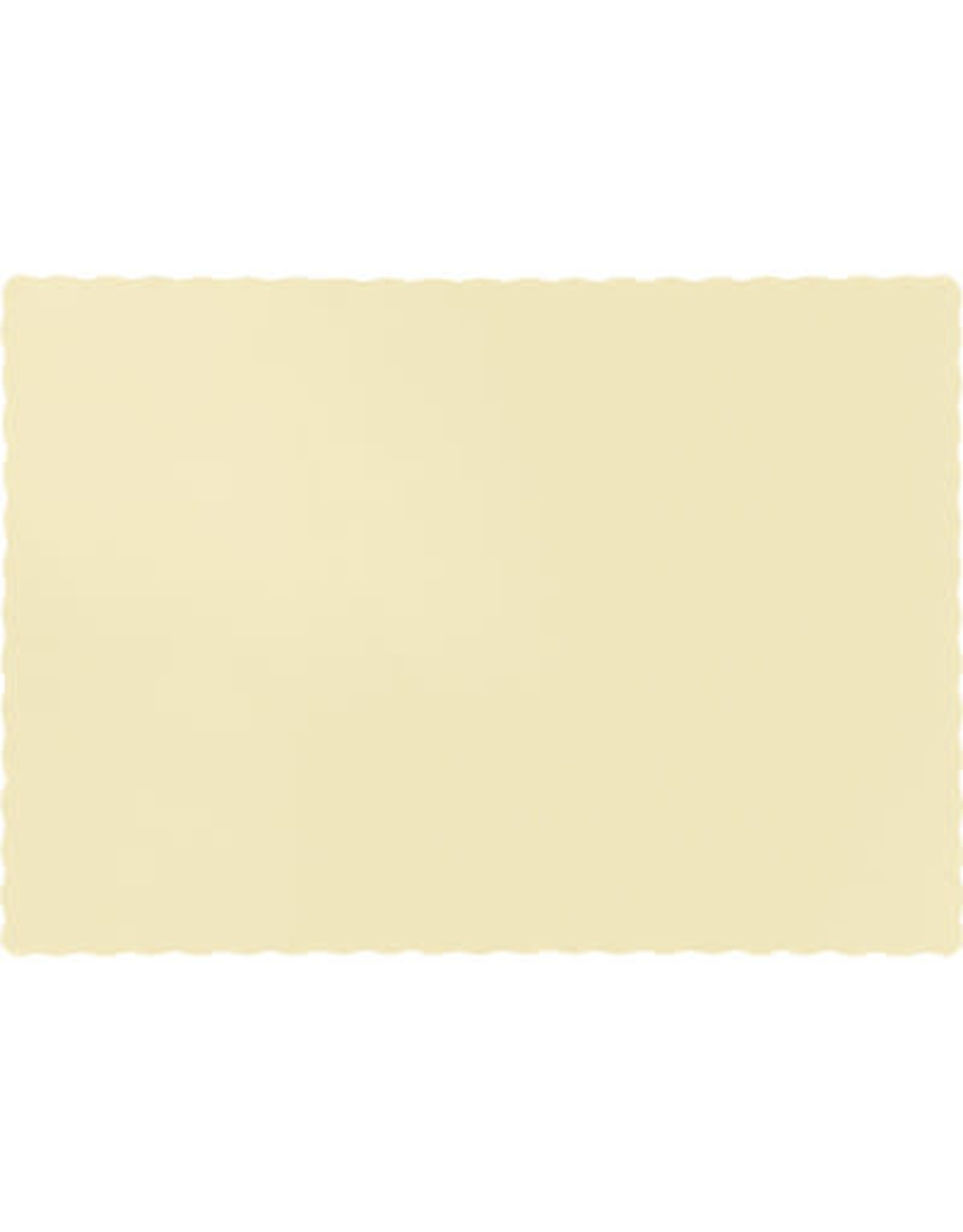 Touch of Color IVORY PLACEMATS