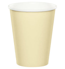 Touch of Color IVORY CUPS 9OZ