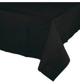 Touch of Color BLACK PAPER TABLECLOTH
