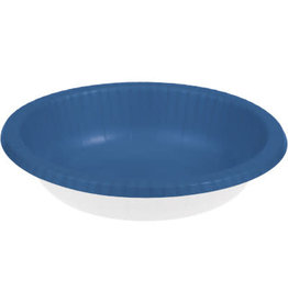 Touch of Color NAVY BLUE PAPER BOWLS