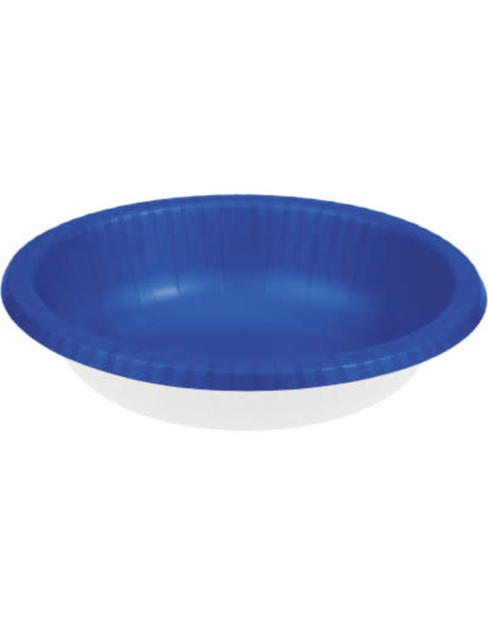 Touch of Color COBALT BLUE PAPER BOWLS