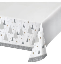creative converting Opulent Reindeer Table Cover