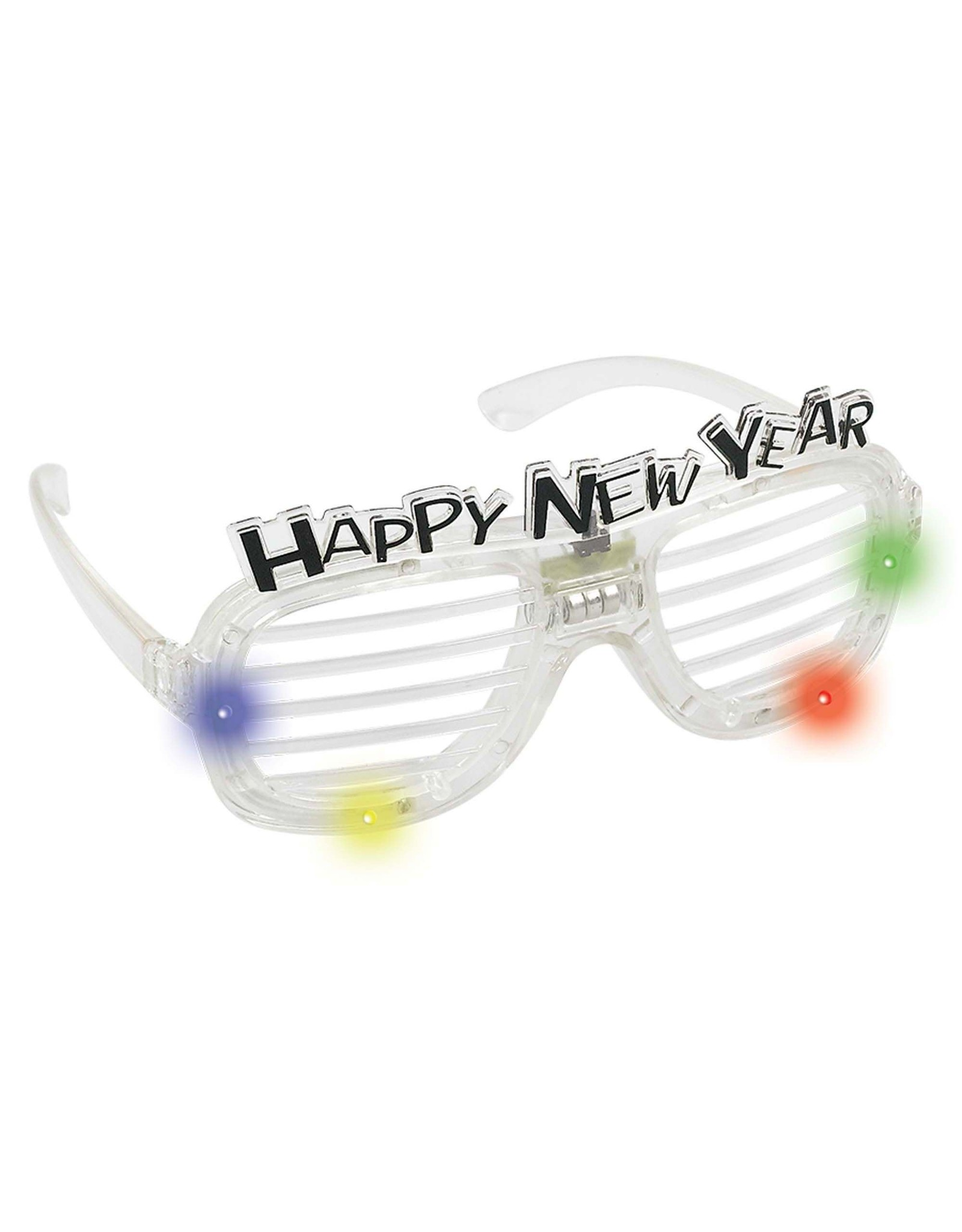 Amscan Happy New Year Light Up Glasses
