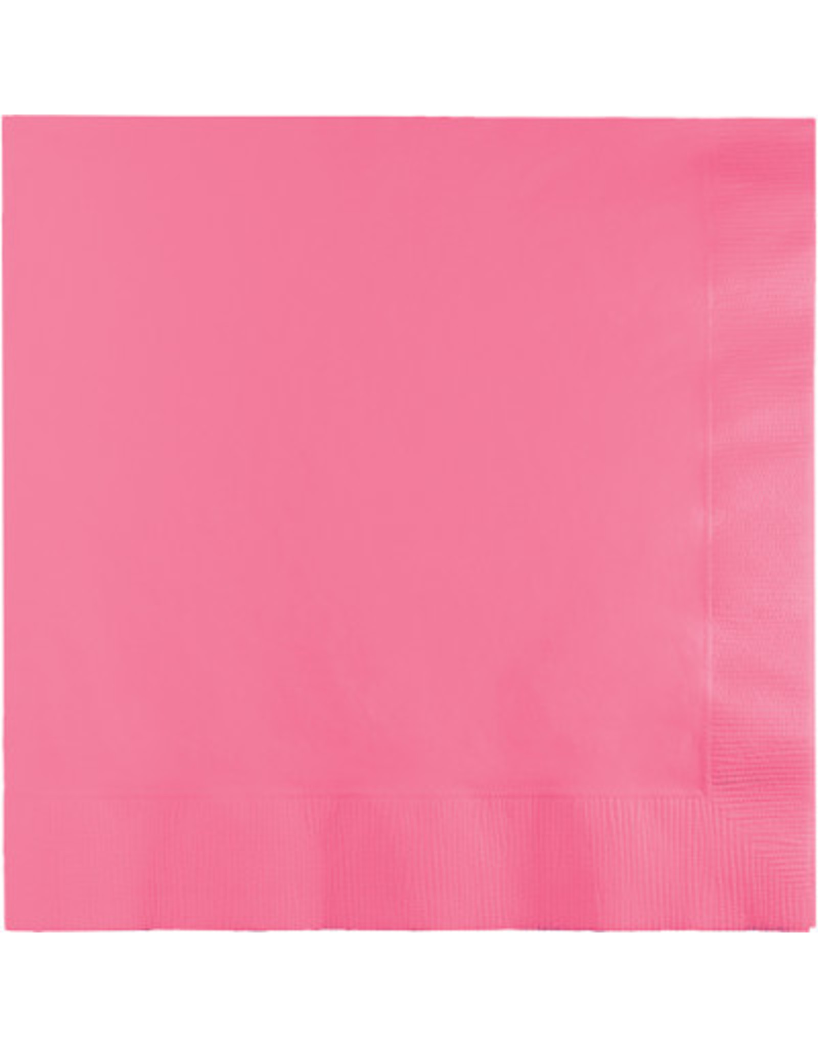 Touch of Color CANDY PINK LUNCHNAPKINS