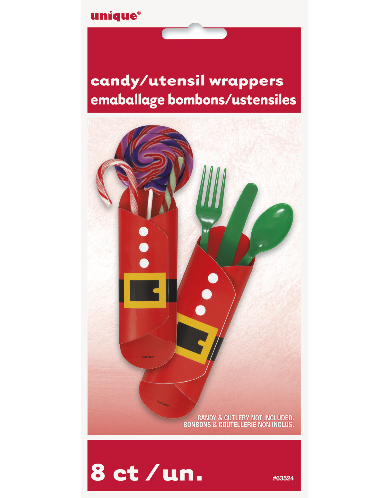 unique Christmas Utensil Wrappers